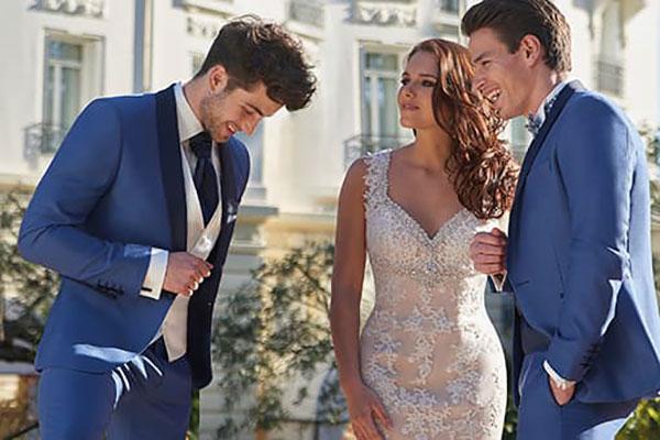 costume-bleu-mariage-drome